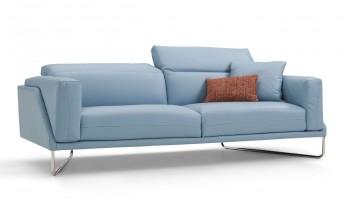 JAY.JUNE, canapé design en cuir 2 places