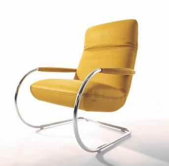 GLAM.ROCK, un joli fauteuil cuir ou tissu de repos