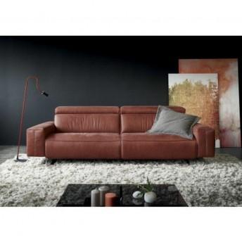 Canapé cuir cubique EXOVILLE.TM 3 places