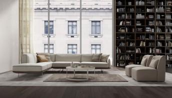 AWEKENING.DESIRE, un canapé d'angle raffiné & élégant