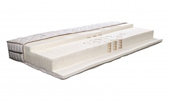 Matelas bio 100% latex naturel BIO.SPRING VITALWOOD
