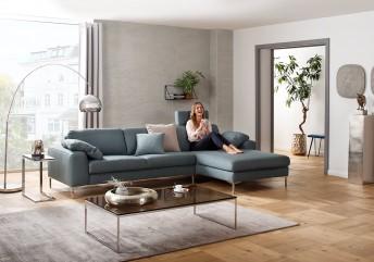 Canapé d'angle cubique IDYL petites dimensions
