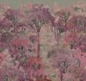 LABYRINTH tapisserie motif forêt LONDONART