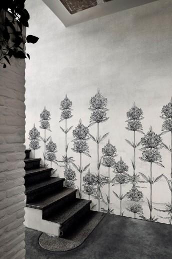 Papier peint nature NATURAL EUPHORIA LONDONART