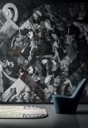 DEATH NATURE papier peint tapisserie LONDONART
