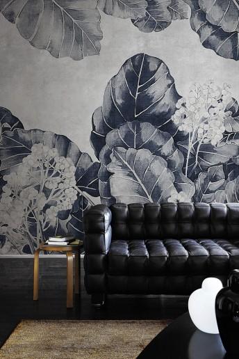 FAR AWAY papier peint motif feuillage LONDONART