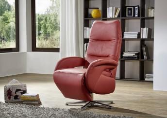 Fauteuil AMI.RELAX de relaxation releveur électrique, cuir ou tissu