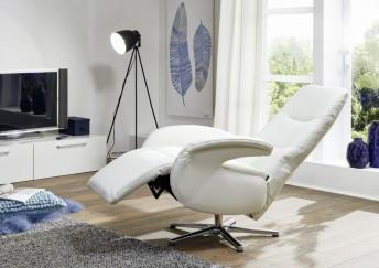 AMI.RELAX, fauteuil relax électrique filaire, cuir ou tissu
