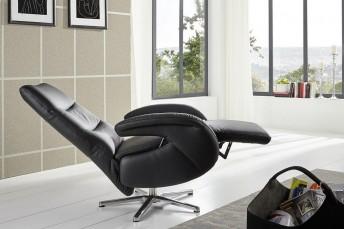 AMI.RELAX, fauteuil relax électrique sur batterie, cuir ou tissu