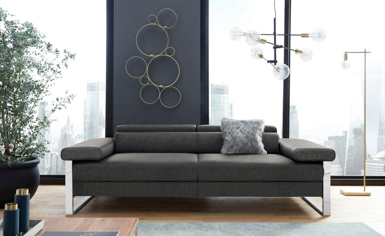 Mousse Polyuréthane 30 Kg M3 Canapé canapé design 2 places dreamline en cuir ou tissu