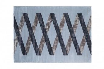 Tapis motifs géométriques moderne UTOPIA LONDONART
