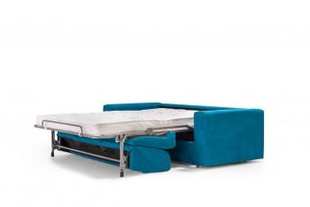 Canapés convertibles en lot de 10 pour hôtel tissu ou cuir WEST.INN