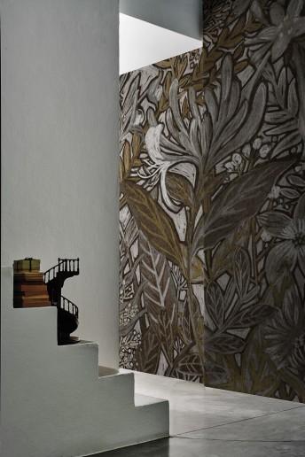 BLISS papier peint motif végétal LONDONART