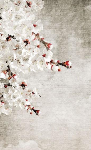 DIGITAL LOVE tapisserie florale LONDONART