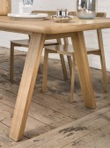 Grande table rectangulaire Stelvio 90 x 220 cm