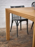 Table rectangulaire TRAPEZ, ch