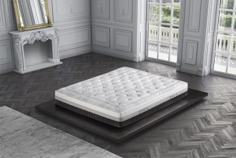 Matelas grand confort PERFECT-NIGHTS, biodégradable