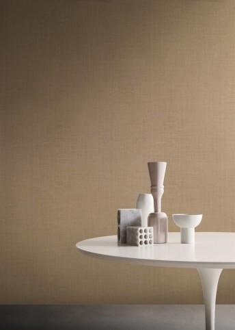 papier peint uni beige CARAMELLO LONDONART PRIME