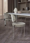 Table rectangulaire Panton Move blanche