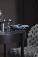 Chaise Verpan System 1-2-3 Dining en tissu Kvadrat Deluxe piqué