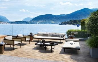 LOOM salon de jardin design minimaliste