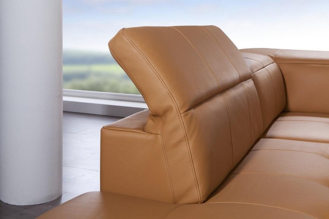 canap 4 5 places design en cuir d 39 angle bjbent. Black Bedroom Furniture Sets. Home Design Ideas