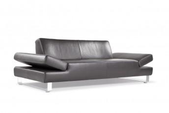 Canapé design 3 places LONGRUN minimaliste