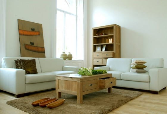 Canapé cuir Neuilly 3 places