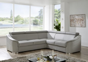 Canapé d'angle convertible 4 places Karven