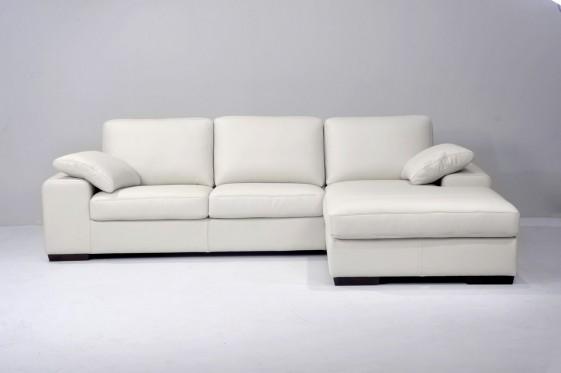 Canapé d'angle avec chaise longue 3,5 places Hoover