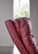 ABSOLUTE, chaise longue cuir/lit de jour électrique