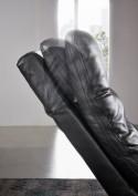 ABSOLUTE, chaise longue relax/lit de jour sur batterie