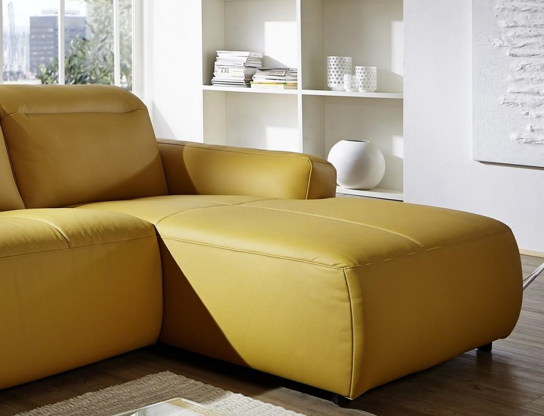 canap angle cuir kingkool 4 places. Black Bedroom Furniture Sets. Home Design Ideas