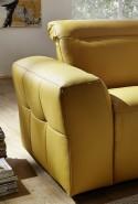 Canapé angle KingKOOL relax 4 places éléctrique