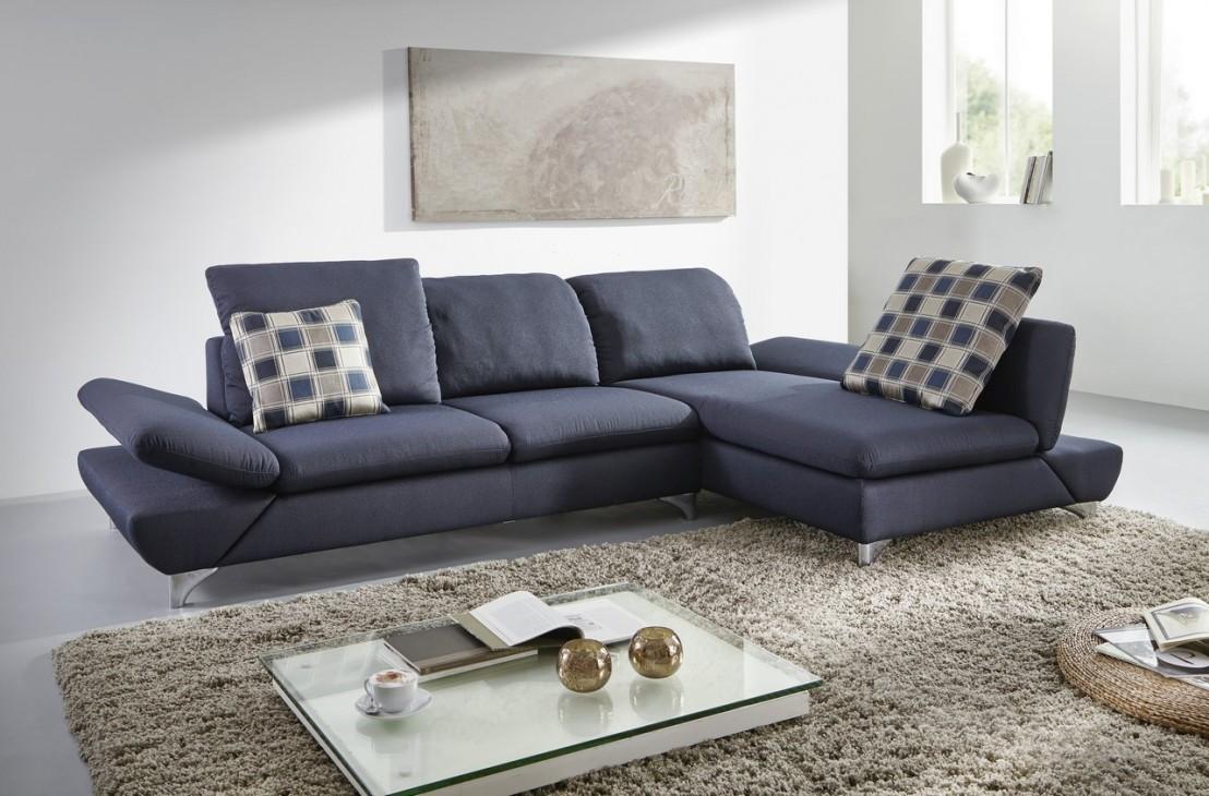 canap 3 places lineflex avec tr s grande chaise longue double accoudoirs cuir ou tissu seanroyale. Black Bedroom Furniture Sets. Home Design Ideas