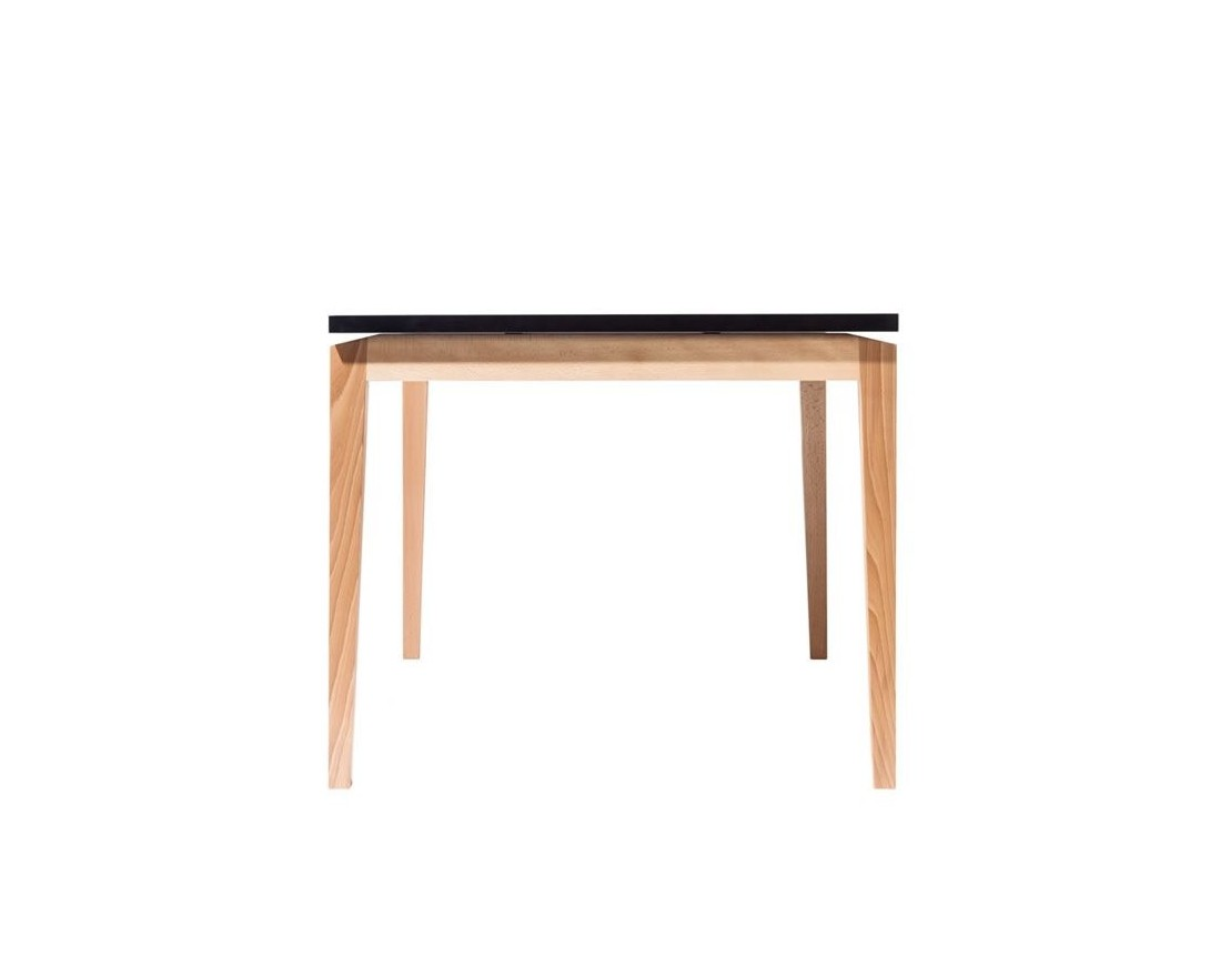 grande table rectangulaire stockholm design en bois 90 x 200 cm. Black Bedroom Furniture Sets. Home Design Ideas