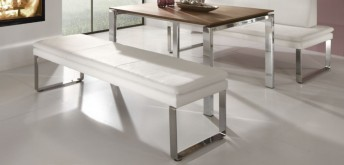 Banc contemporain SoftWay 200 cm