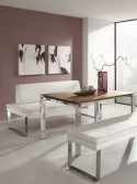 Banquette design SoftWay 160 cm