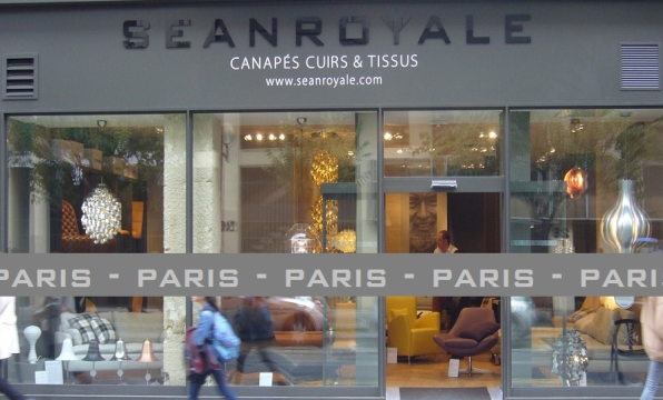 Comment accéder au ShowRoom SeanRoyale à Paris ?
