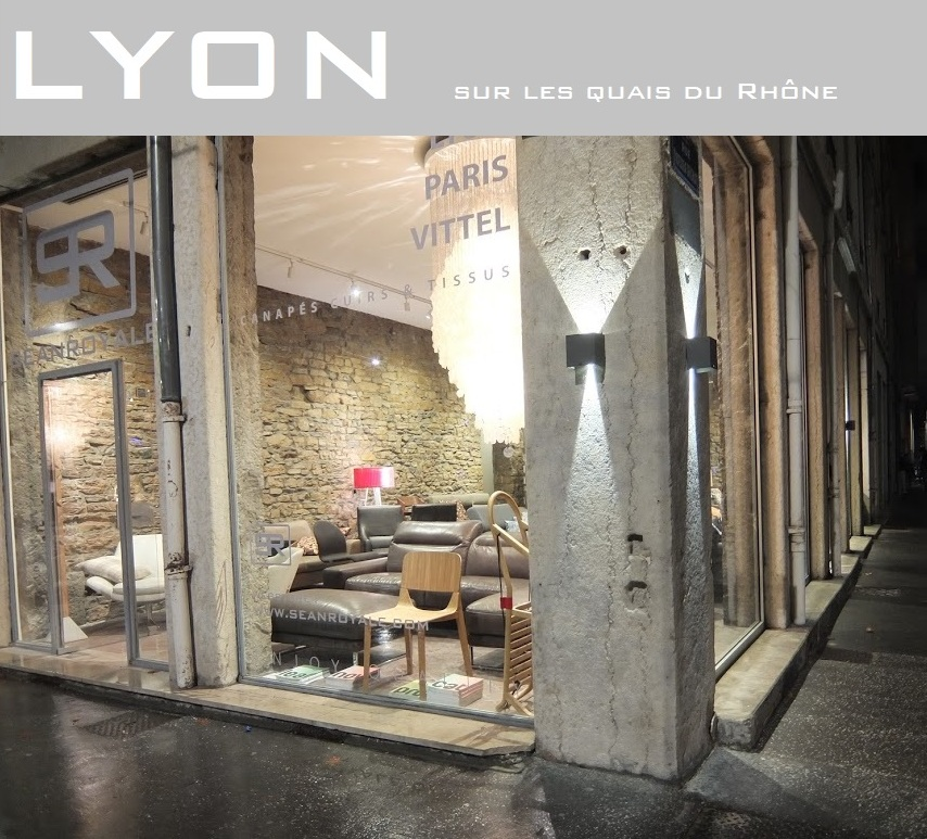 Showroom SEANROYALE LYON